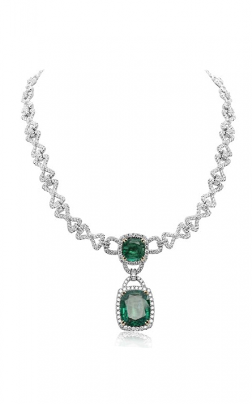 Roman and Jules Color Label Necklace NN719-1 product image