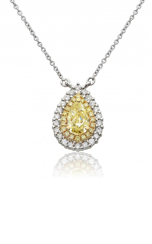 Roman and Jules Yellow Label Necklace NN815D-21 product image