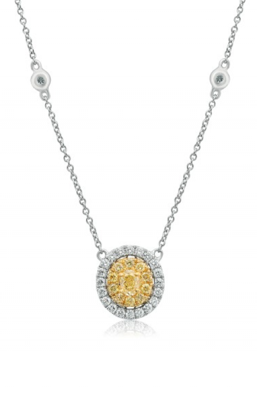 Roman and Jules Yellow Label Necklace NN817A-1 product image