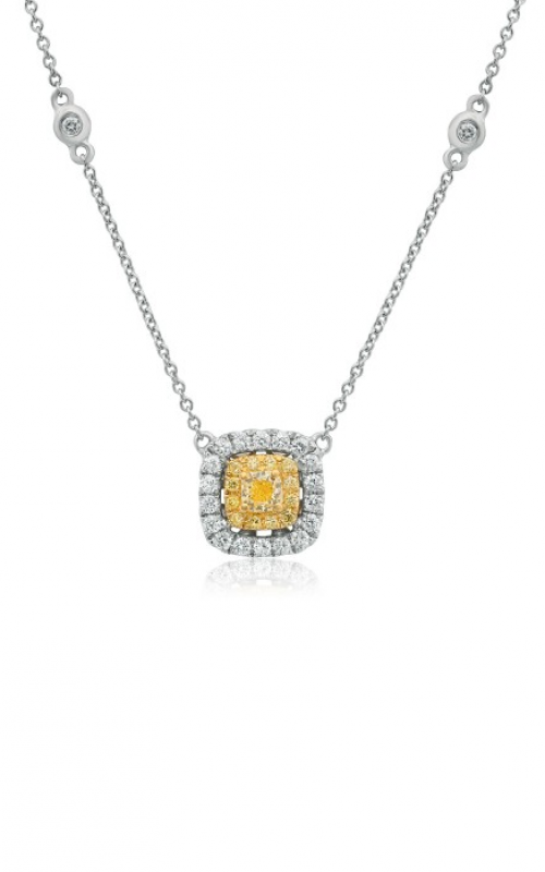Roman and Jules Yellow Label Necklace NN817B-2 product image