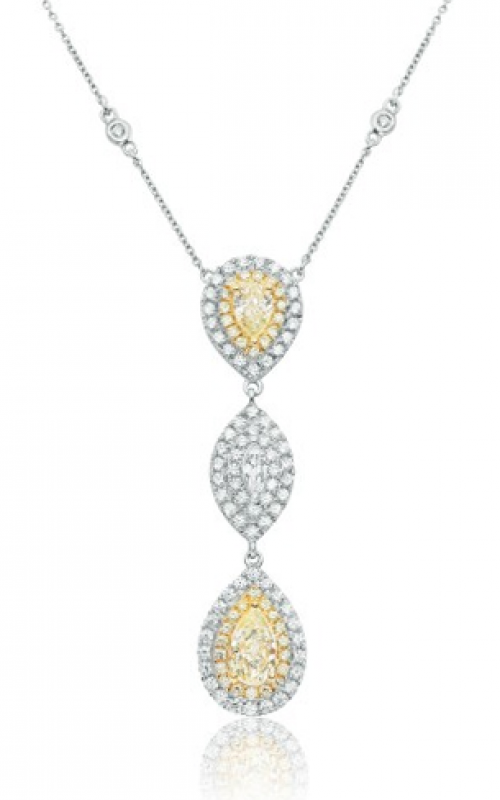 Roman and Jules Yellow Label Necklace NN864-1 product image