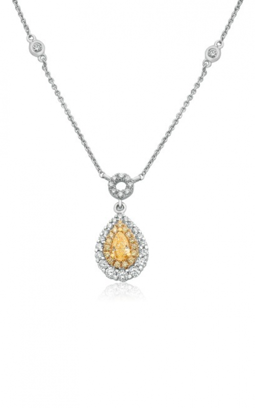 Roman and Jules Yellow Label Necklace NN784-5 product image