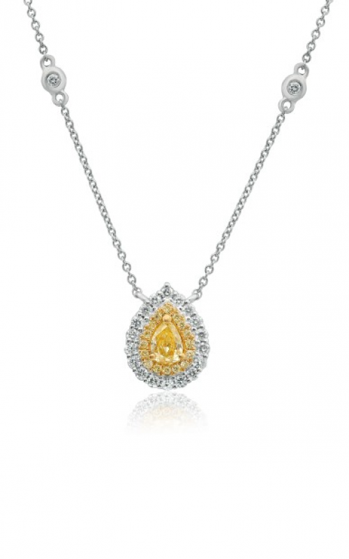 Roman and Jules Yellow Label Necklace NN815D-17 product image
