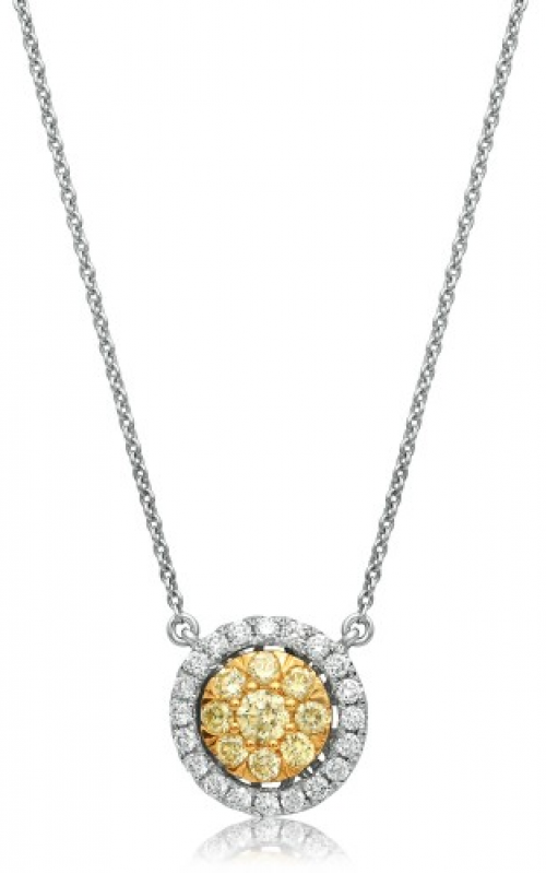 Roman and Jules Yellow Label Necklace NN884D-1 product image