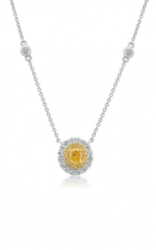 Roman and Jules Yellow Label Necklace NN815A-7 product image