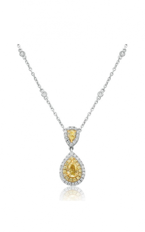 Roman and Jules Yellow Label Necklace KN2315WY-18K-2 product image