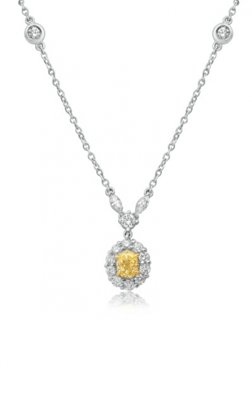 Roman and Jules Yellow Label Necklace NN651-1 product image