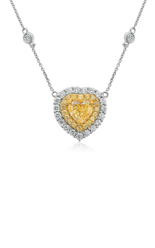 Roman and Jules Yellow Label Necklace N772-1 product image