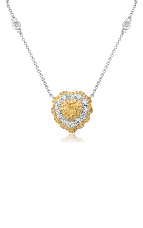 Roman and Jules Yellow Label Necklace NN766B-1 product image