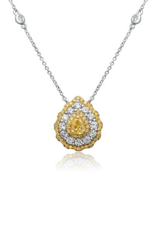 Roman and Jules Yellow Label Necklace NN766A-1 product image