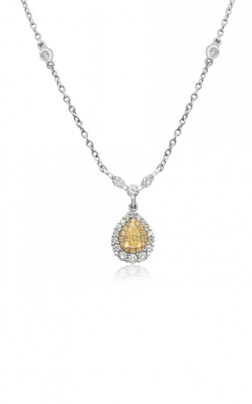 Roman and Jules Yellow Label Necklace NN783-1 product image