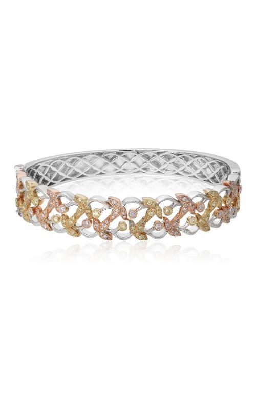 Roman and Jules Fashion Label Bracelet KB3172WRY-BANGLE product image
