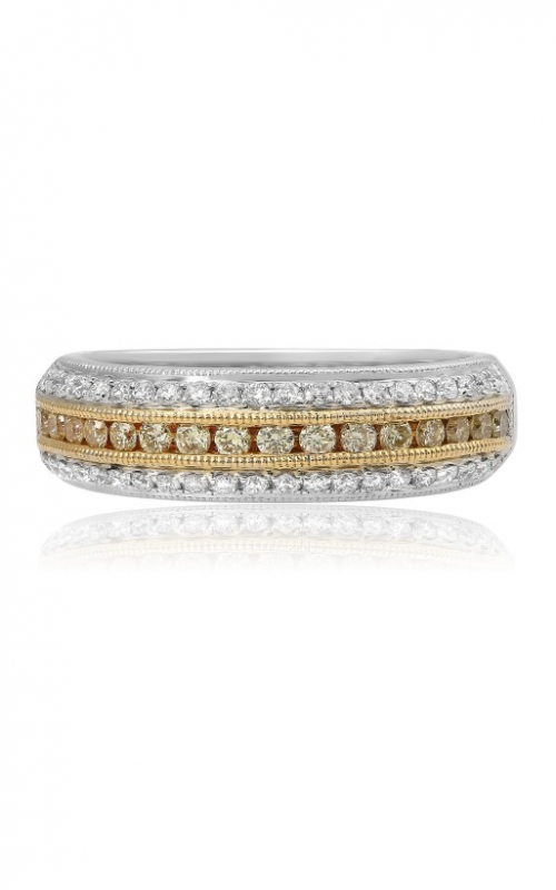 Roman and Jules Fashion Label Ring UR1321WY-BA-18K product image