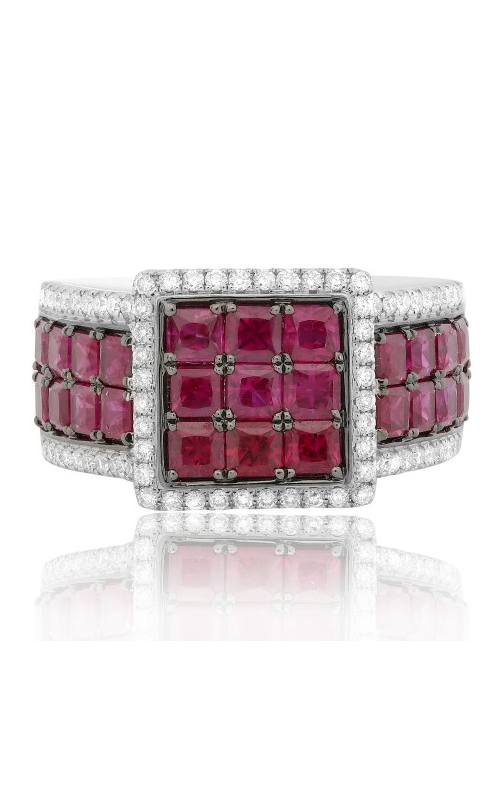 Roman and Jules Color Label Ring UR1550WYRB product image