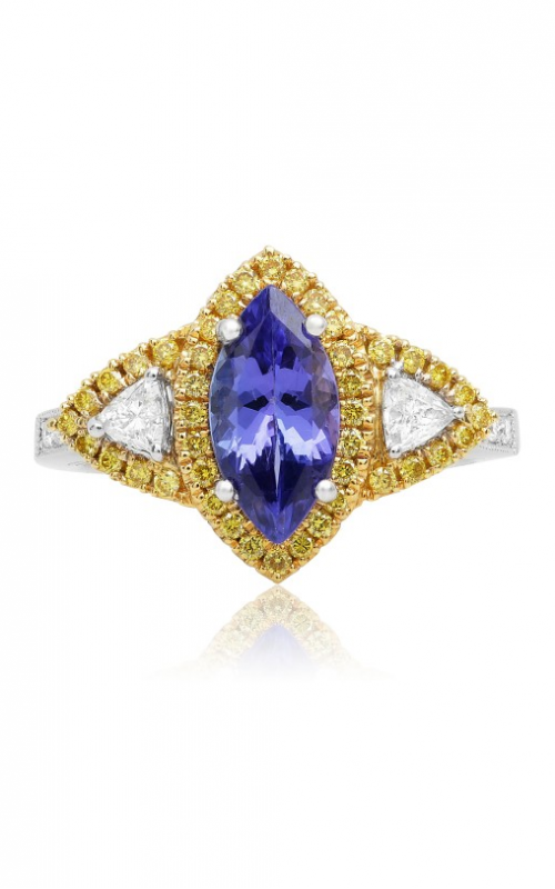 Roman and Jules Color Label Fashion ring KR567WYTZ-18K product image
