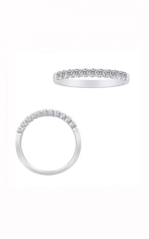 Roman and Jules Bridal Label Wedding band KR1543W-WB product image