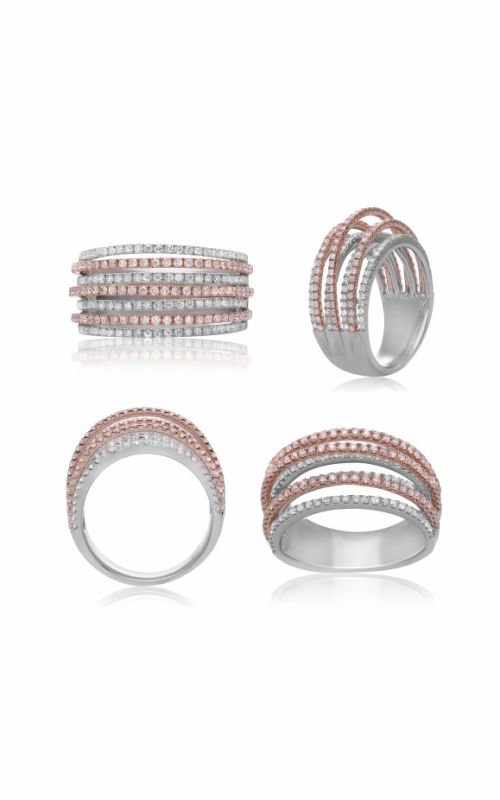 Roman and Jules Fashion Label Ring UR1756-1 product image