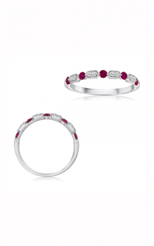 Roman and Jules Color Label Fashion ring UR1300WRB-A product image