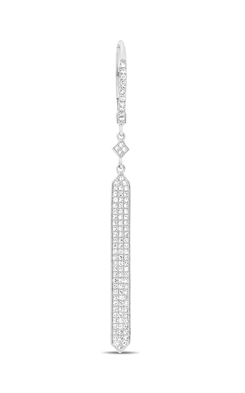 Roman and Jules Geometric Diamond Dangle Earrings GE2892-1 product image