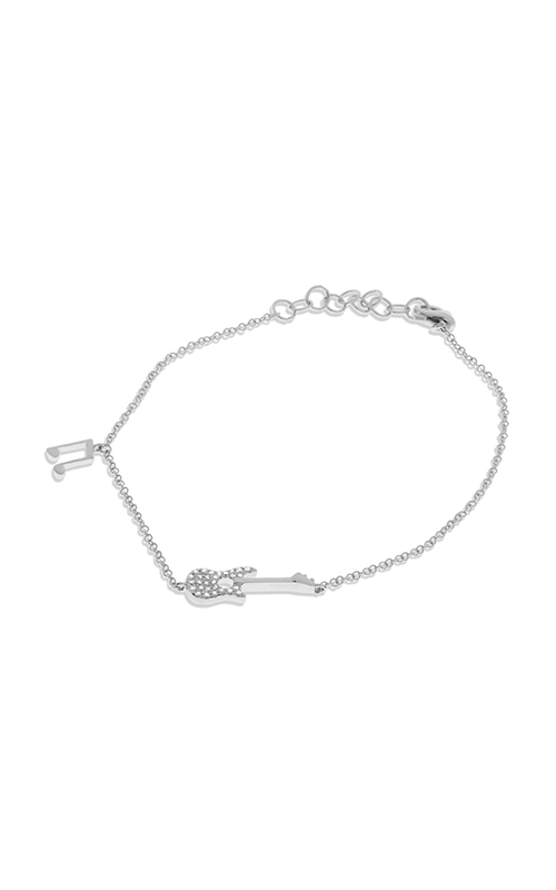 Roman And Jules Guitar And Musical Note Bracelet EB1116-1 product image