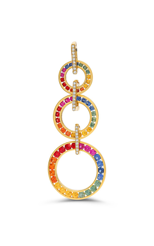 Roman and Jules Pendants Necklace GP2621-2 product image