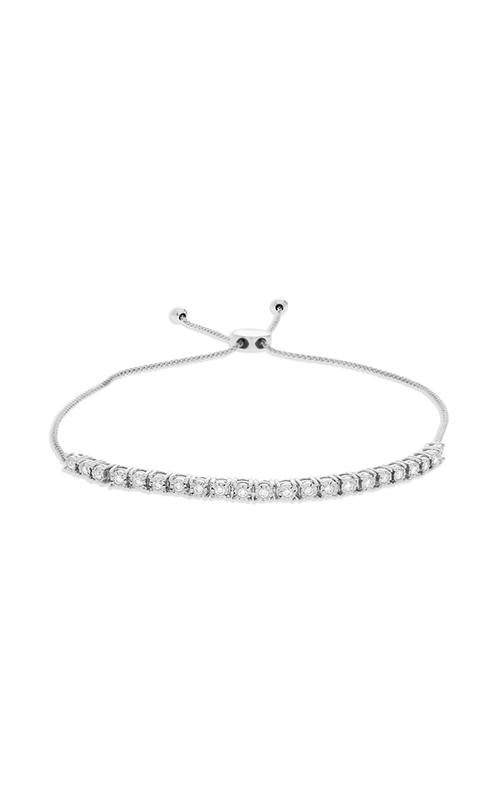 Roman And Jules Miracle-Set Diamond Bolo Bracelet MB874-1 product image
