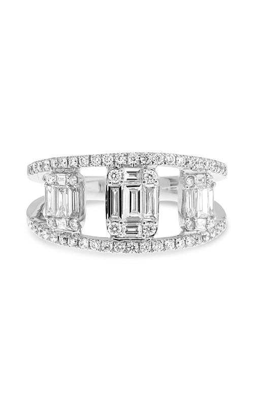 Roman and Jules Fashion Rings Wedding band DR1020-1 product image