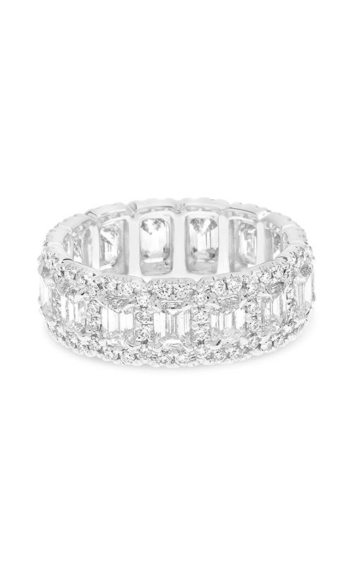 Roman And Jules Emerald Cut Diamond Eternity Band MR773B-3 product image