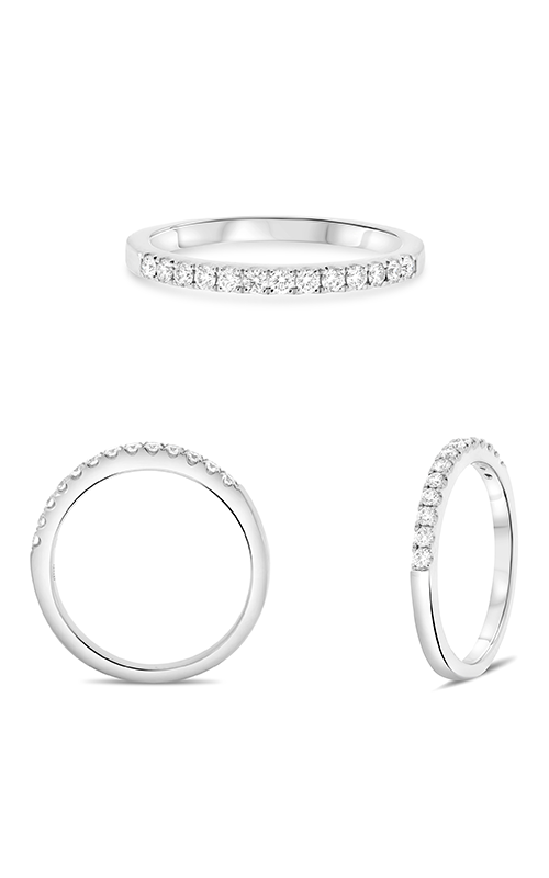 Roman and Jules Bridal Label Wedding band KR1703W-WB product image
