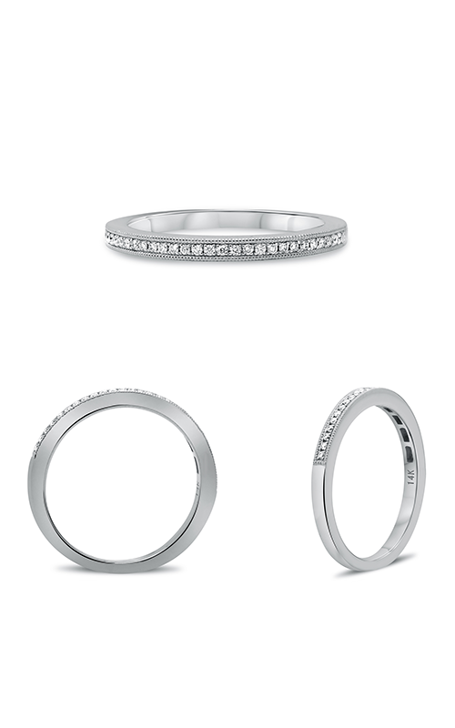 Roman and Jules Bridal Label Wedding band KR1722W-WB product image