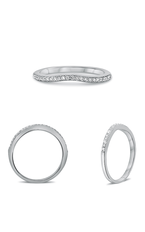 Roman and Jules Bridal Label Wedding band KR1725W-WB product image