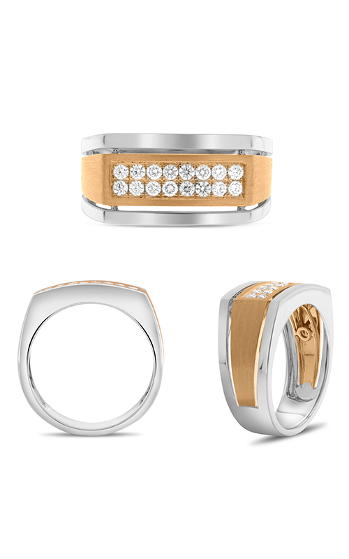Roman and Jules Fashion Label Fashion ring GR2978-1 product image