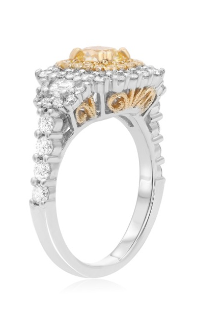 Roman and Jules Engagement Ring NR759-10 product image