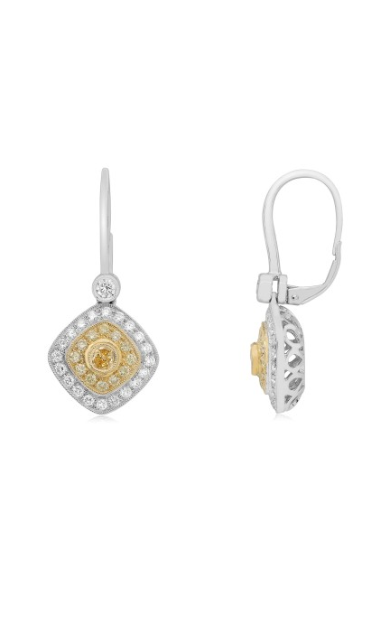 Roman and Jules Yellow Label Earrings NE567-1 product image