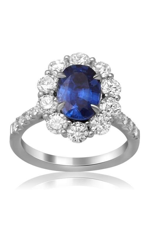 Roman and Jules Color Label Ring KR2641WSP-18K-2 product image