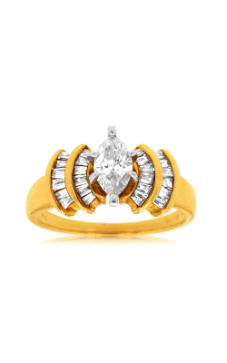 Royal Jewelry Engagement Ring C128M product image