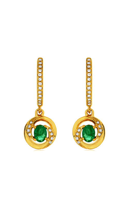Royal Jewelry Earrings C4927EM product image
