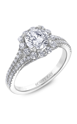 Scott Kay Namaste Engagement Ring 31-SK5226ERW-E.01 product image