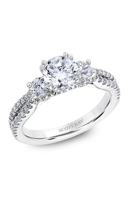 Scott Kay Heaven's Gates Engagement Ring 31-SK5180ERW-E.01 product image