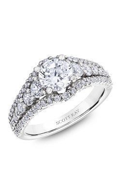 Scott Kay Namaste Engagement Ring 31-SK5201ERW-E.01 product image