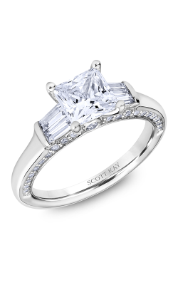 Scott Kay The Crown Engagement ring M2601BR515 product image