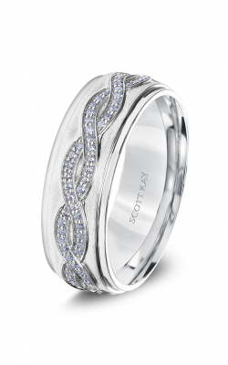 Scott Kay Classic Wedding band G4057RC8 product image