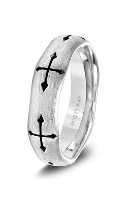 Scott Kay Gothic Wedding band G4062SV6 product image