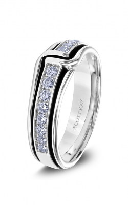 Scott Kay Guardian Wedding band G4088RBV6 product image