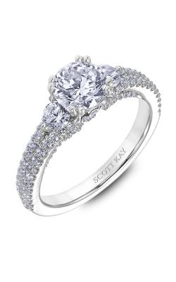 Scott Kay Heaven's Gates Engagement ring 31-SK5189ERW-E.00 product image