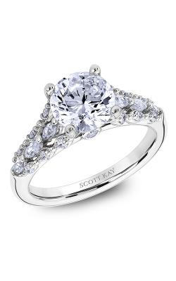Scott Kay Luminaire Engagement ring 31-SK5415HRW-E.00 product image