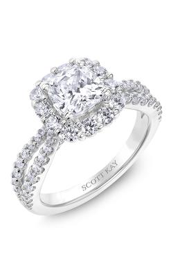Scott Kay Namaste Engagement ring 31-SK5183FUW-E.00 product image