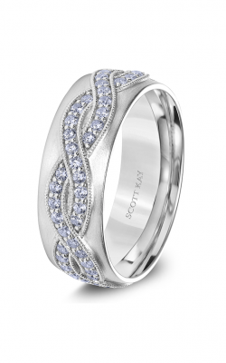 Scott Kay Classic Wedding band G4058RS8 product image