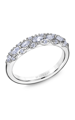 Scott Kay Luminaire Wedding Band B2619RM515 product image