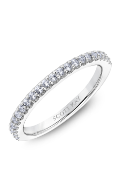 Scott Kay Namaste Wedding Band B2569R510 product image